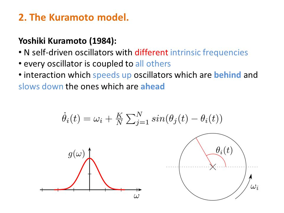 Frequency-locking and pattern formation in the Kuramoto