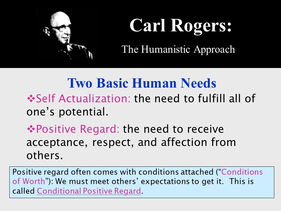 carl rogers theory of personality development