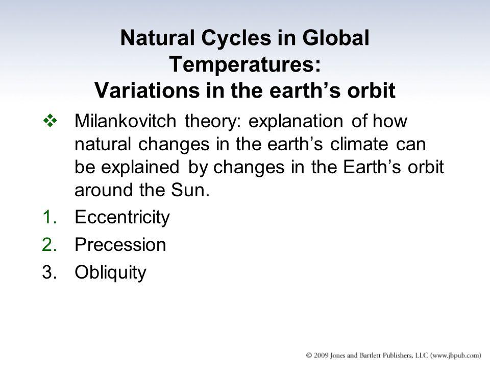 Chapter 20 3: Global Warming Reminder: Carbon Footprint