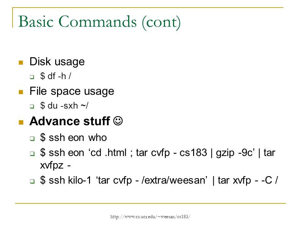 Linux Basics WeeSan Lee  - ppt download
