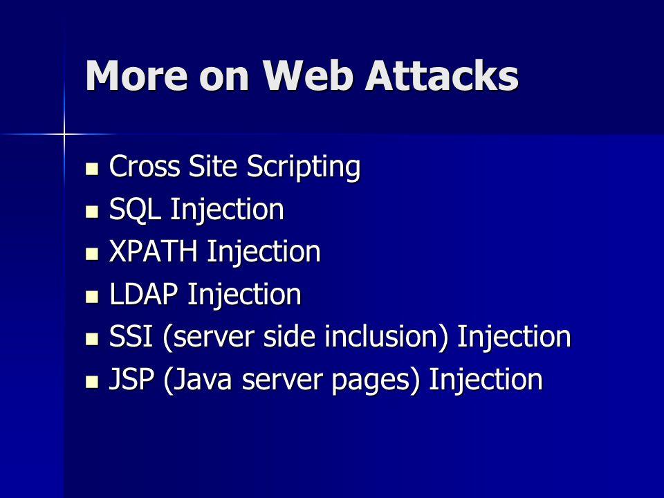 Web Audit Vulnerability cross-site scripting (XSS) concerns by Ron