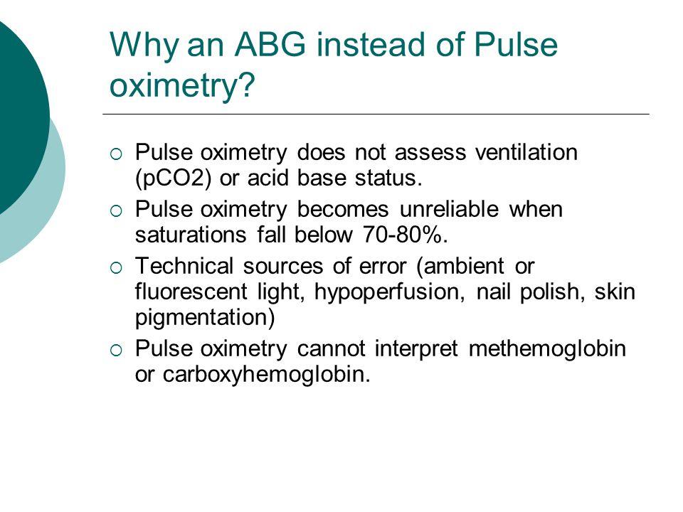 ABG Interpretation Dr Abdollahi Afshar Hospital  Information
