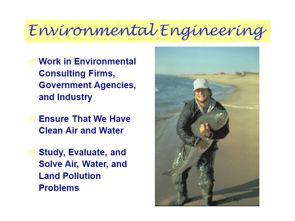 EGGG 167 CEE Lecture 2 Environmental Engineering and Risk