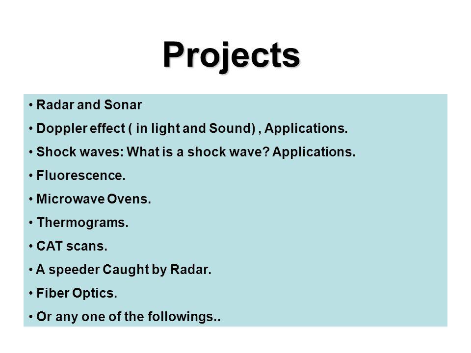 doppler effect applications
