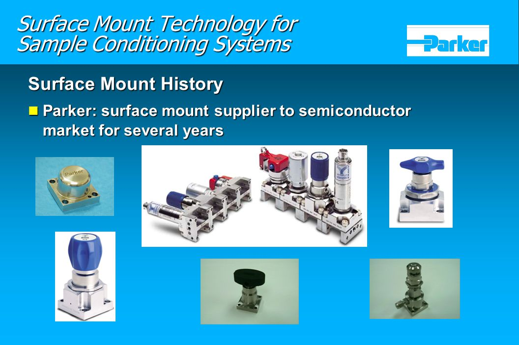 Instrumentation Surface Mount Technology for Sample