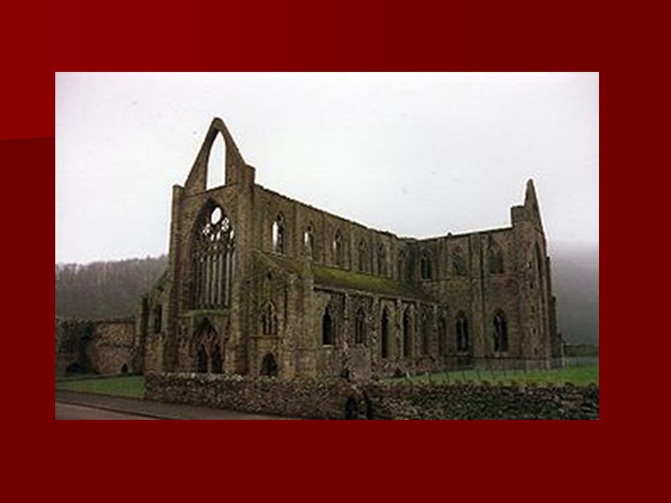 a few lines composed above tintern abbey