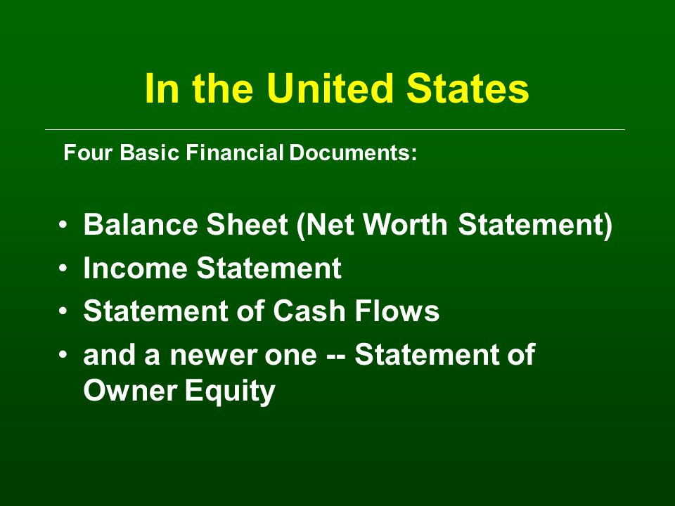 YOUR BALANCE SHEET Roger Betz, Sherrill Nott, Gerald Schwab, Barbara Dartt FIRM AoE team