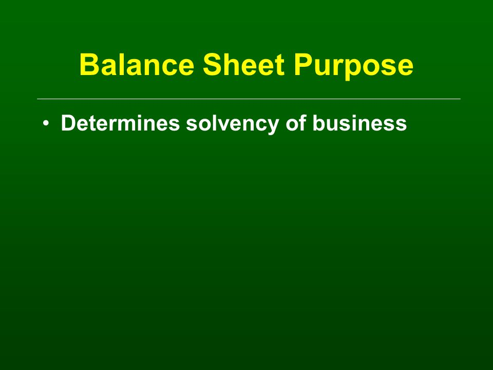 In the United States Balance Sheet (Net Worth Statement) Income Statement Statement of Cash Flows and a newer one -- Statement of Owner Equity Four Basic Financial Documents:
