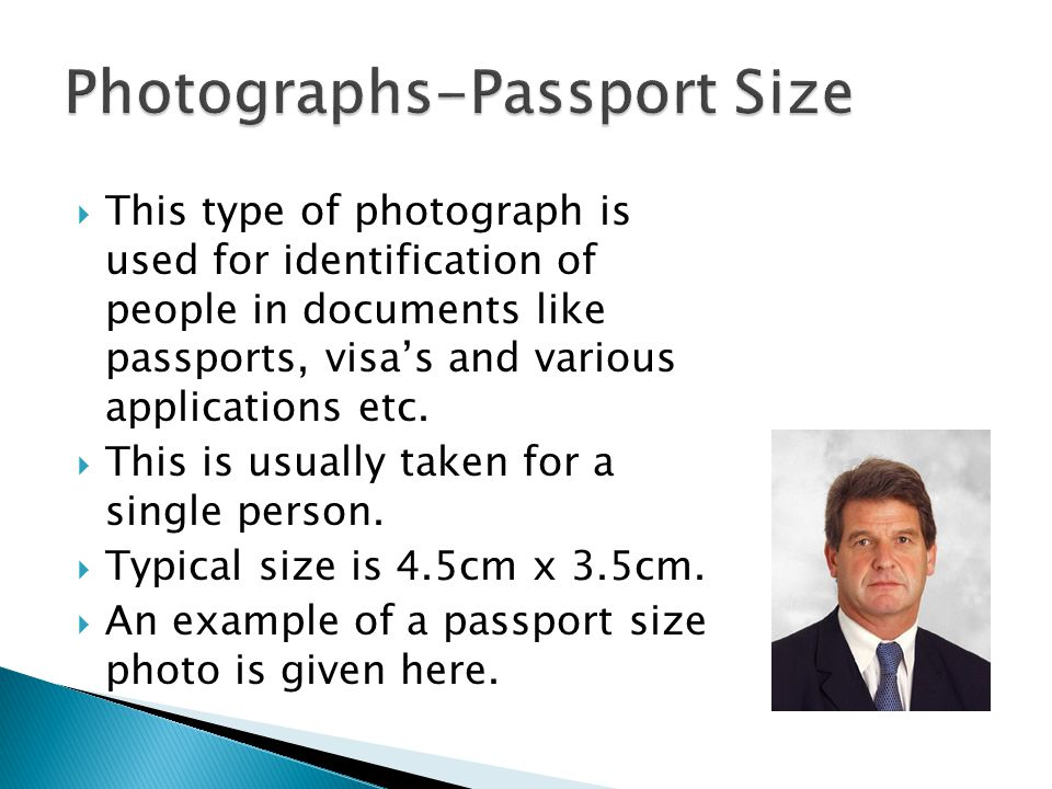 By Arnav Arora There Are Four Most Common Sizes Of Photographs