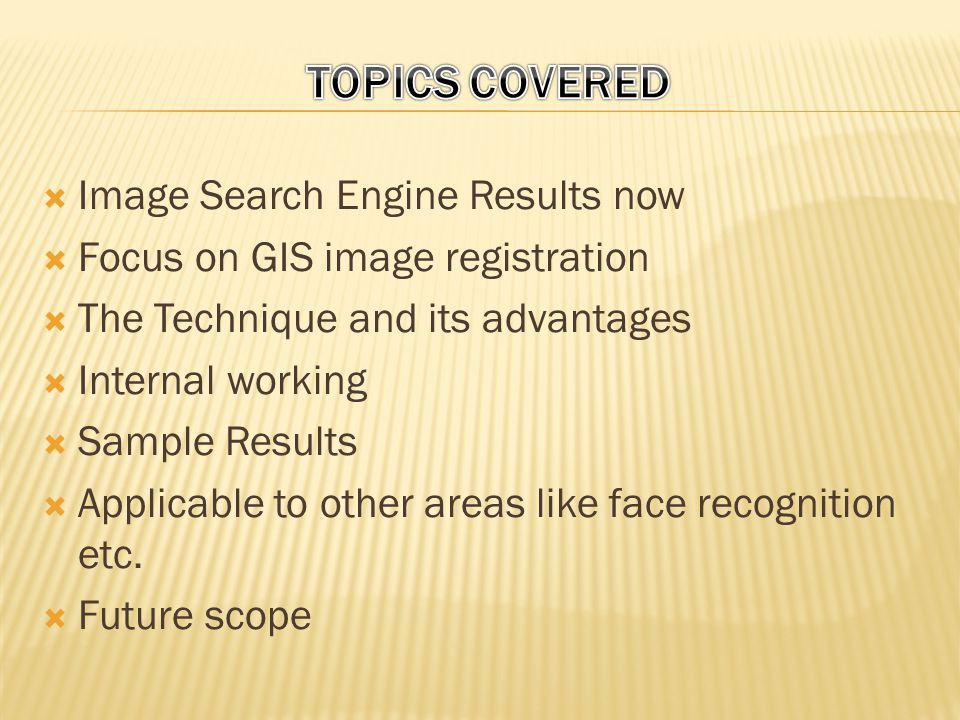 Image Search Engine Results now  Focus on GIS image