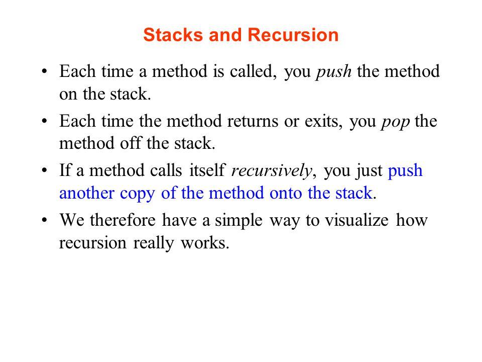 Recursion Road Map Introduction to Recursion Recursion