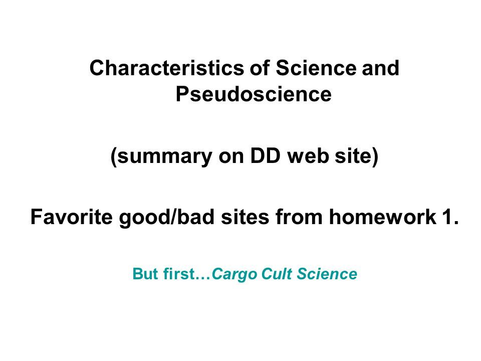 science good and bad essay Advances in sciencegood or badin this day in age there are many advances in science scientists are doing things that would have been good cook, bad cook there are a few differences between a good cook and a bad cook three qualities that make the difference between cooks is.