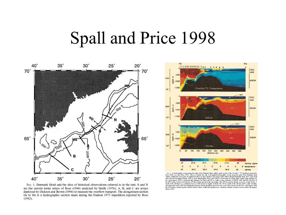 Spall and Price 1998