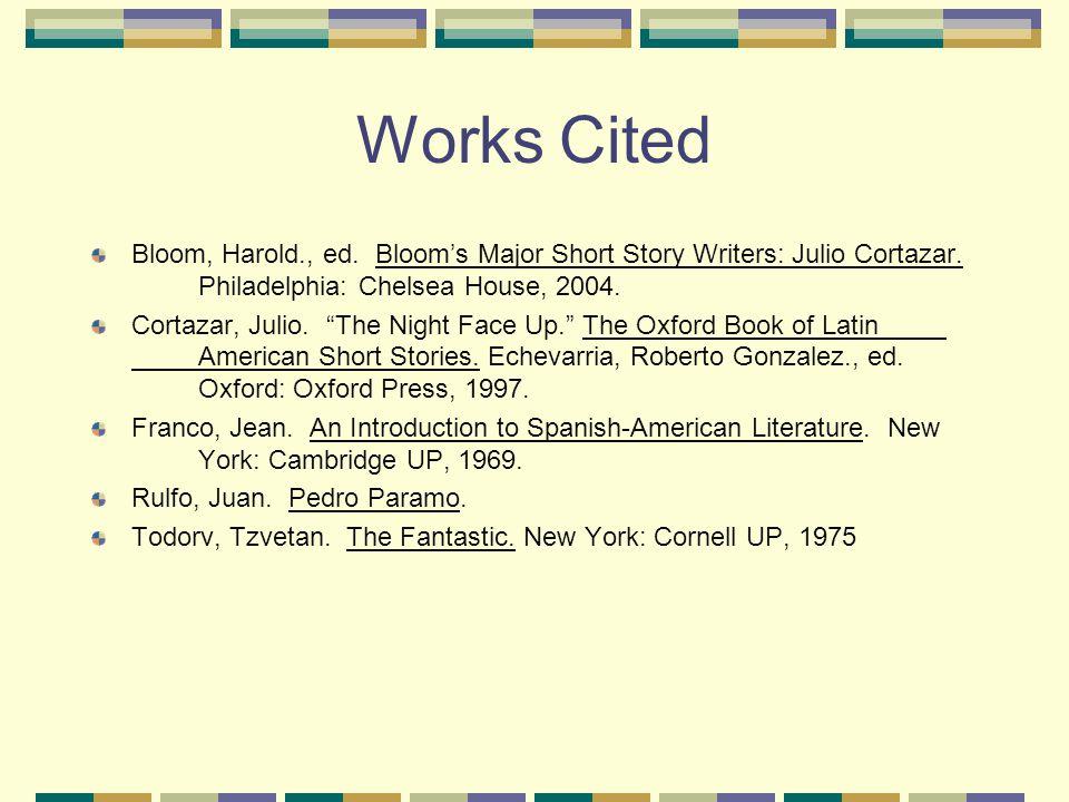 latin american short story writers