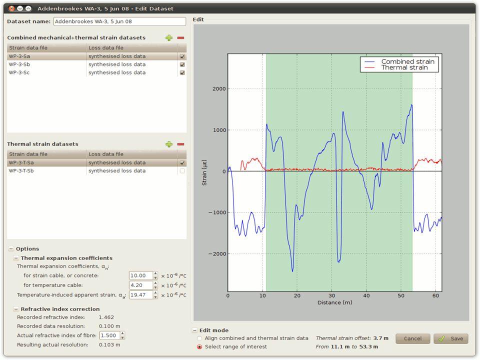 Development of Automatic Temperature Compensation Software for