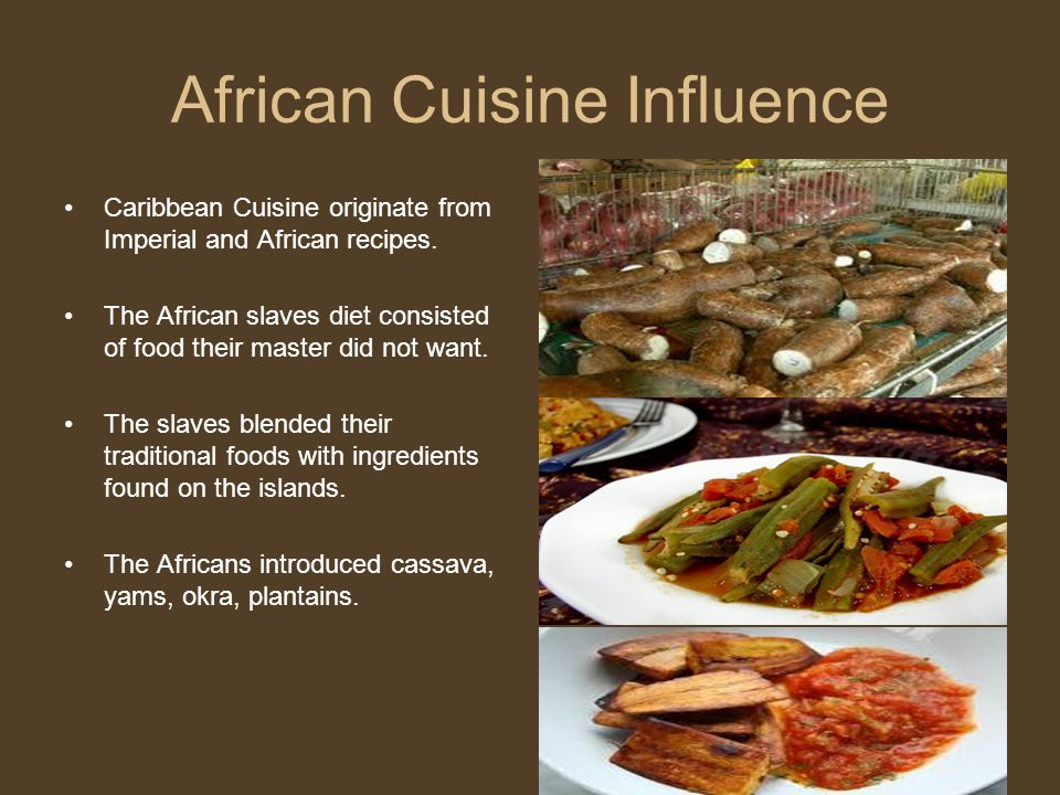 African Influence On Caribbean Culture History About 5000 Bc The
