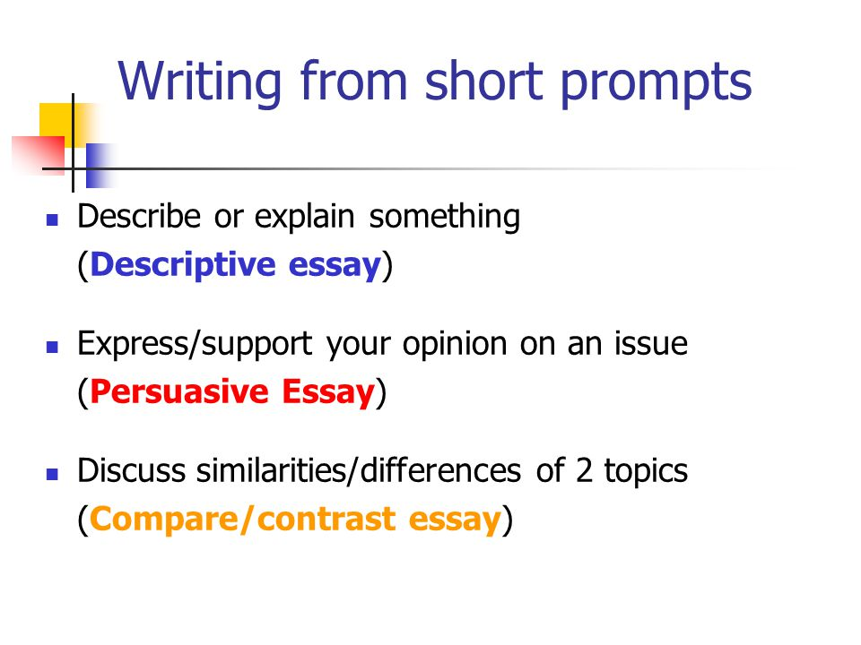 Inclass Writing And Writing For Tests Writingstructure Level    Descriptive Essay Expresssupport Your Opinion On An Issue  Persuasive Essay Discuss Similaritiesdifferences Of  Topics Comparecontrast  Essay Help Make A Business Plan also Jane Eyre Essay Thesis  Modest Proposal Essay
