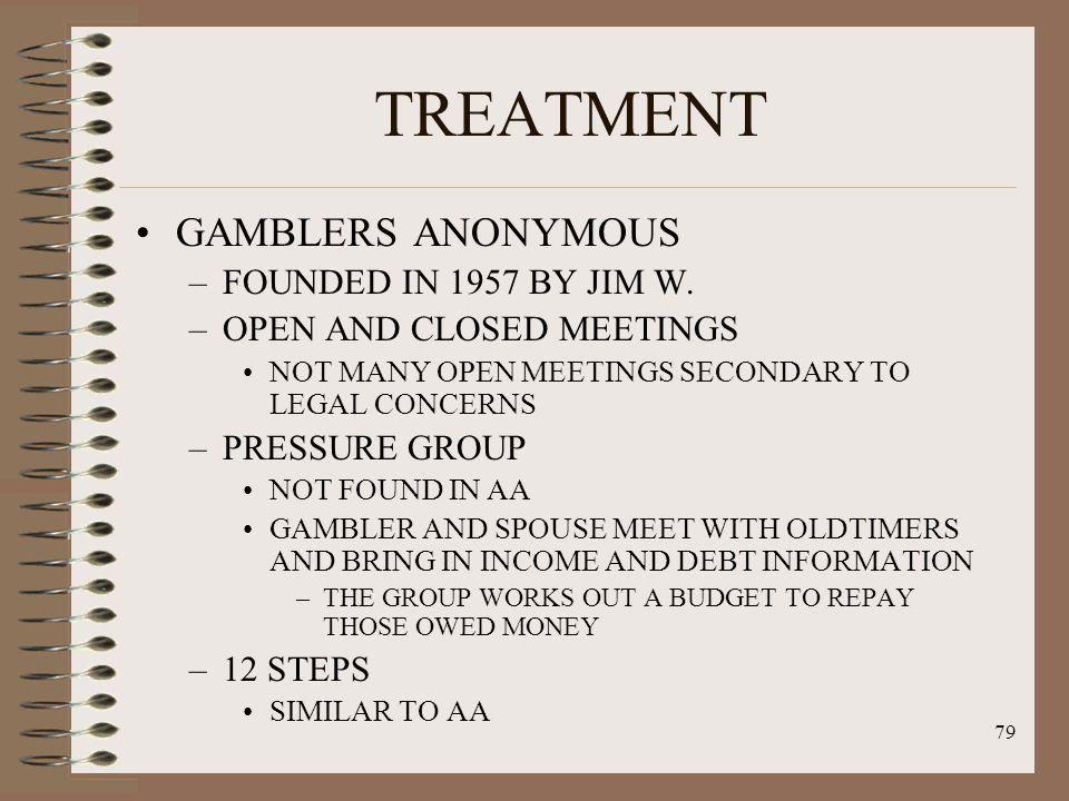 Gambling anonymous 12 steps gran casino royal lloret 3