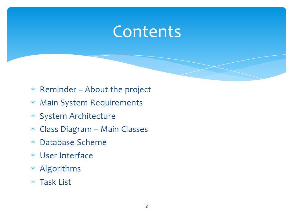 business trip scheduler application design document lital badash