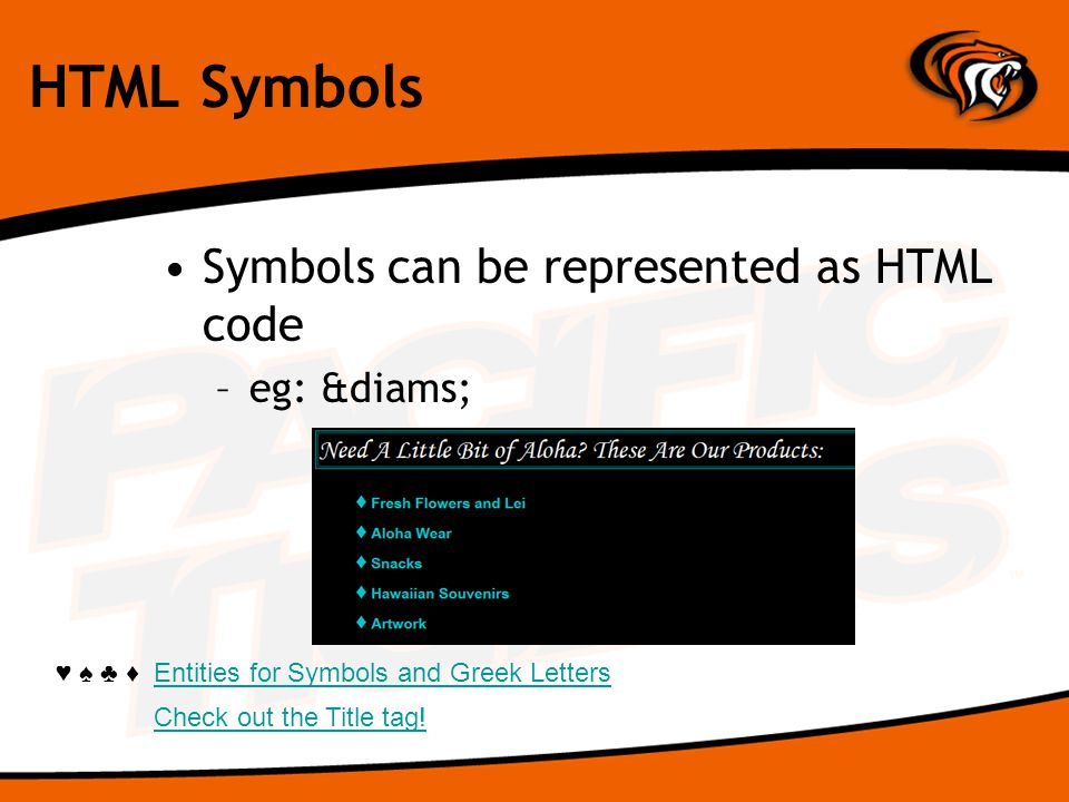 Lecture Html Images Use For Images Photos And Graphics Buttons For