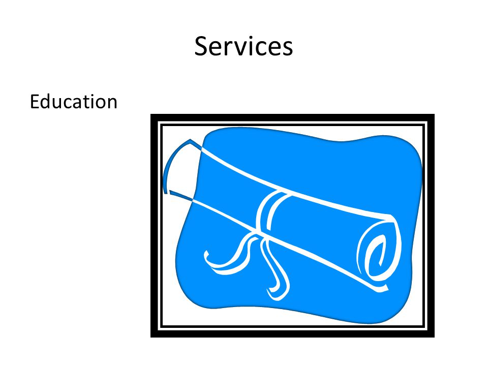 Services Education