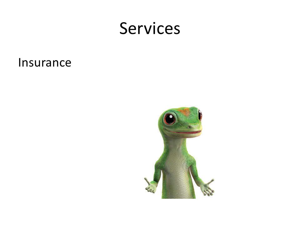 Services Insurance