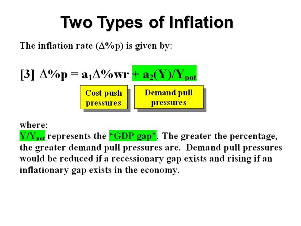 Two Types of Inflation