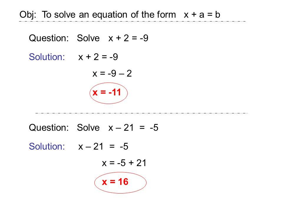 Groß Math Solving For X Zeitgenössisch - Mathematik & Geometrie ...