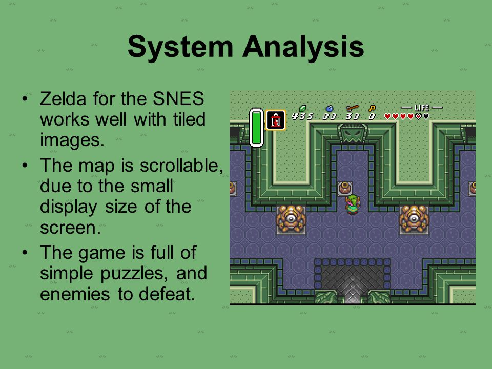 Java Zelda By: Phillip Garber  Executive Summary Java Zelda
