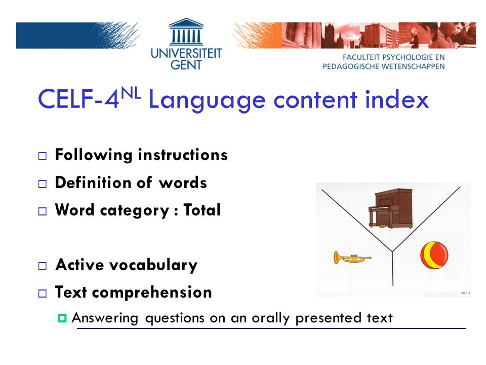 The Assessment Of Language In Children With Learning Disabilities