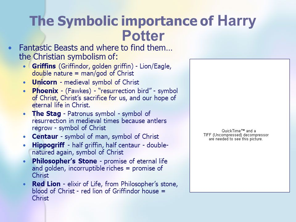 Looking For God In Harry Potter The Pro Potter Christian Response