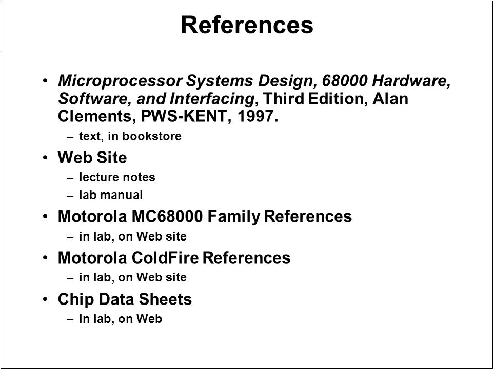 Introduction To Microcomputer Systems Outline What Is A Microcomputer Types Of Microcomputers Modular Microcomputer Clock And Cpu Control Circuits Ppt Download