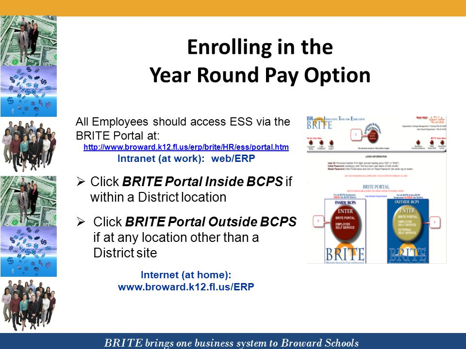 BRITE brings one business system to Broward Schools As a