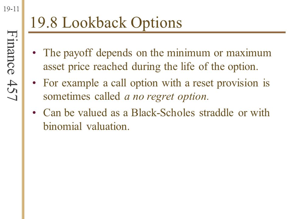 Barrier options explained   financialtrading. Com.