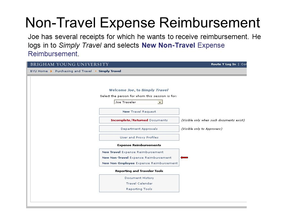 travel and expense system byu purchasing travel last updated