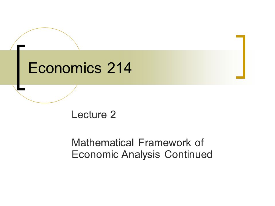 article analysis for economics The be journal of economic analysis & policy (bejeap) welcomes submissions that employ microeconomics to analyze issues in organizational economics, consumer behavior, and public policy articles submitted to bejeap can come in two formats: research papers and letters.