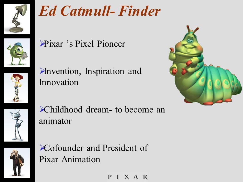 pixar innovation