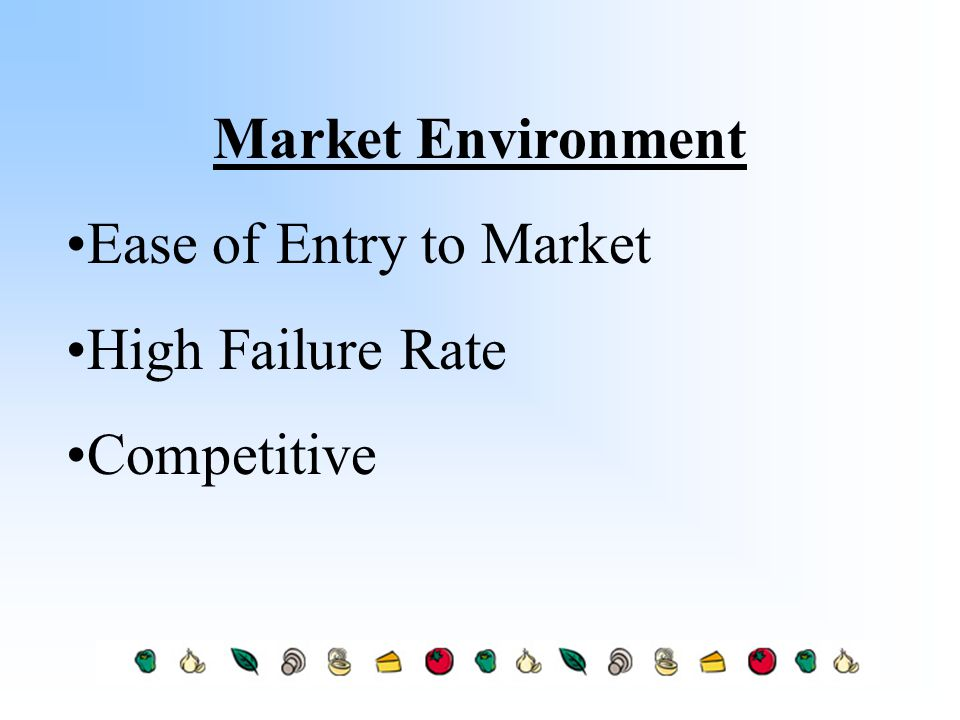 Market Structure Large Scale Characteristics Key Features