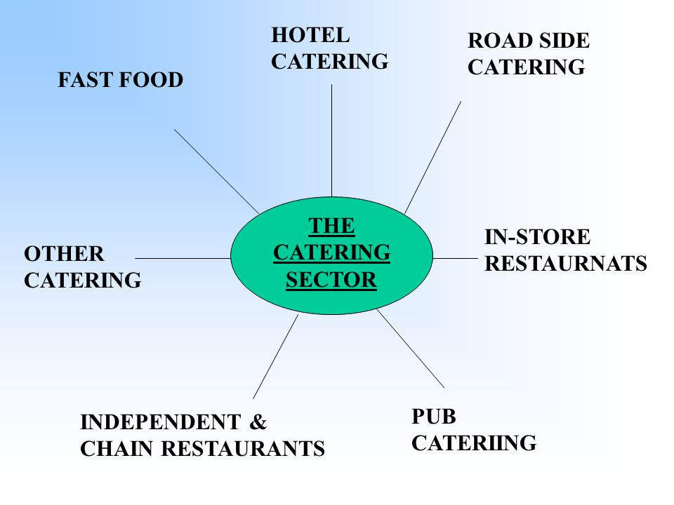 Format of Presentation General Catering Sector - specifically looking at Fast Food What is Fast Food.