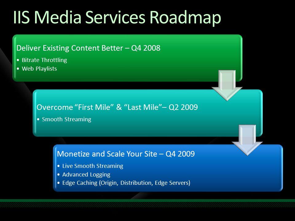 Vishal Sood Program Manager Microsoft WSV301 Agenda Delivering Media on jquery roadmap, hardware roadmap, excel roadmap, windows roadmap, ms sql roadmap, coldfusion roadmap, security roadmap, performance roadmap, android roadmap, wireless roadmap,