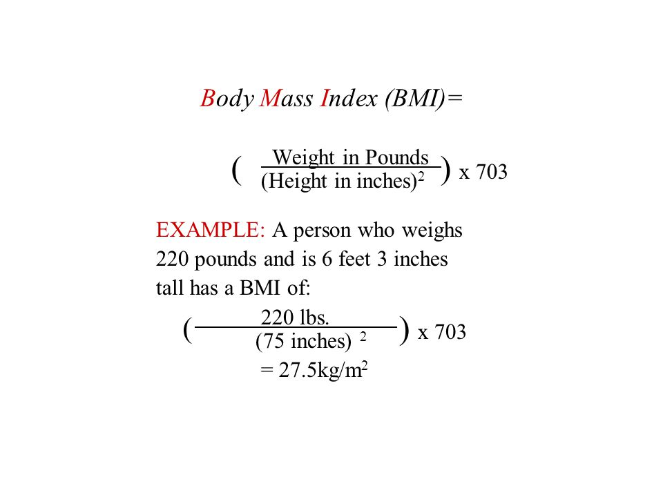 Weight Management : Part I It's All About Balance Amy D  Eades PhD
