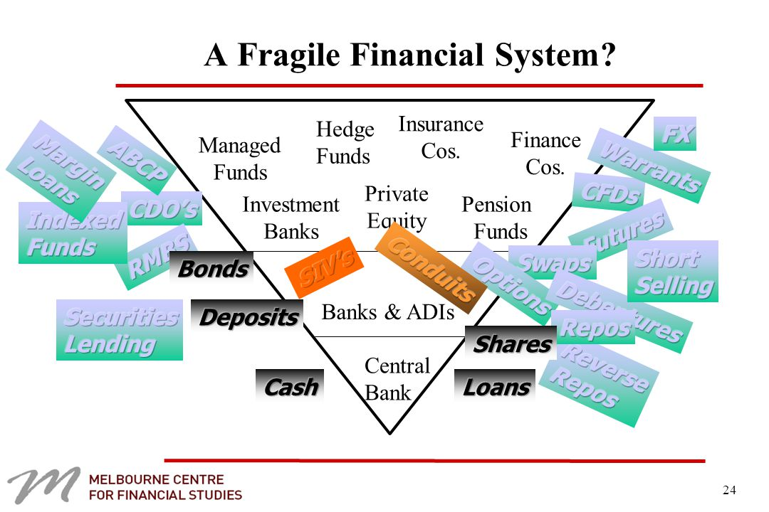 24 A Fragile Financial System.