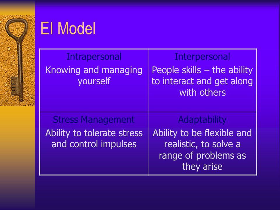 Emotional Intelligence Bob Cole American Student Assistance