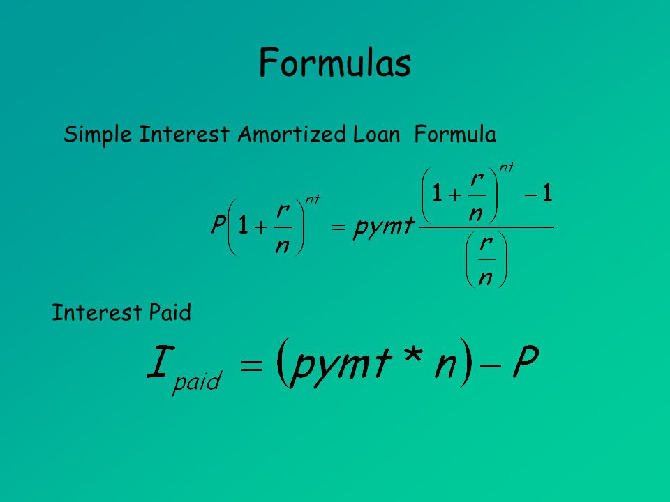 How to calculate total interest paid on a loan in excel?