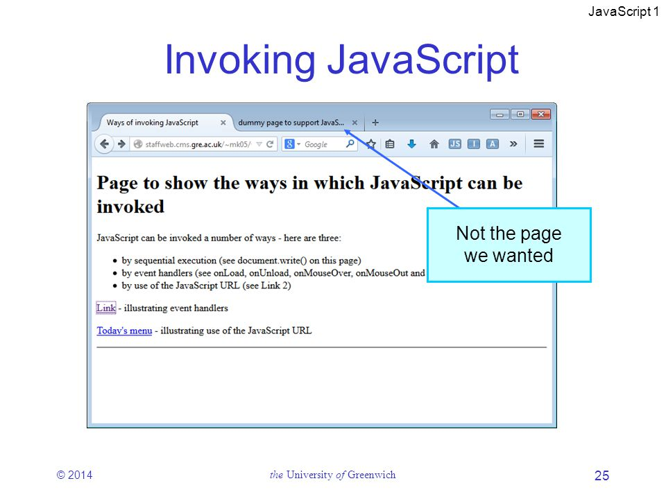 JavaScript 1 JavaScript 1 Introduction and DOM Dr Kevin