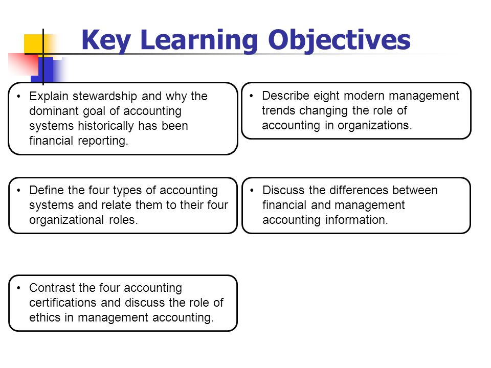 Management Accounting A Road Of Discovery Management Accounting
