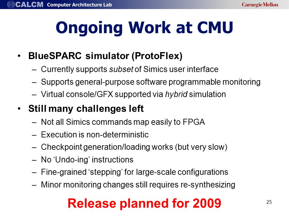 Computer Architecture Lab at 1 Usability Challenges for RAMP2 Eric Chung James C. Hoe. - ppt download - 웹