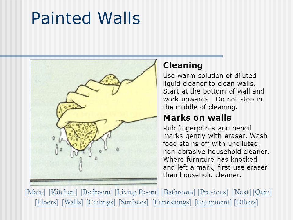 self learning activity cleaning and care in the home ppt download