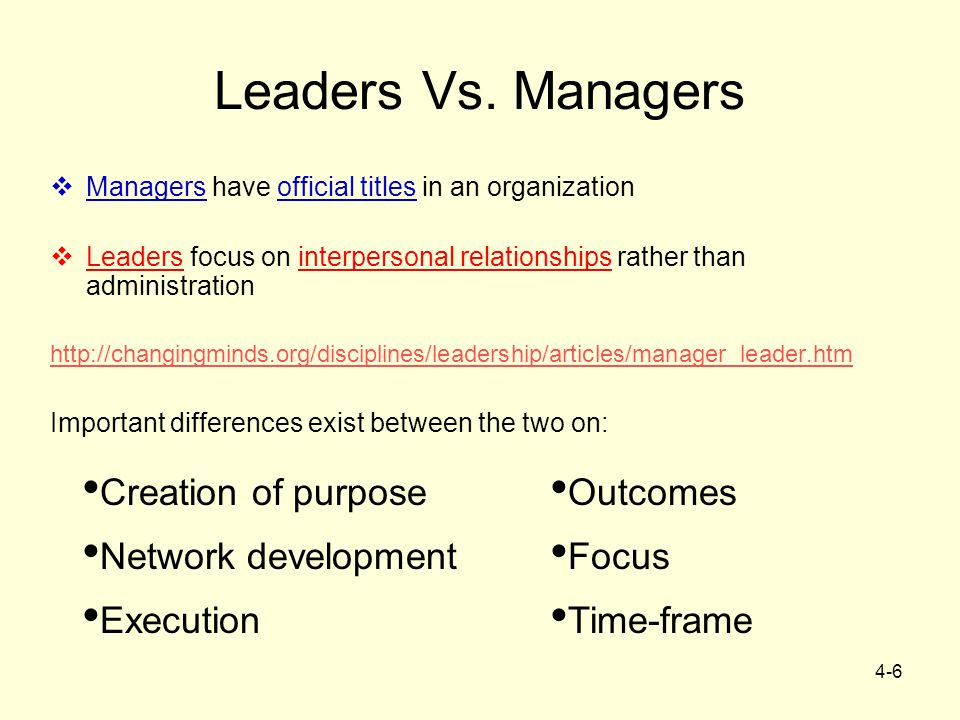 leadersmanagers essay Leaders/managers effective on organizations i have so many ideas of what an effective leader should be that i often feel overwhelmed and cannot imagine how i will become the.