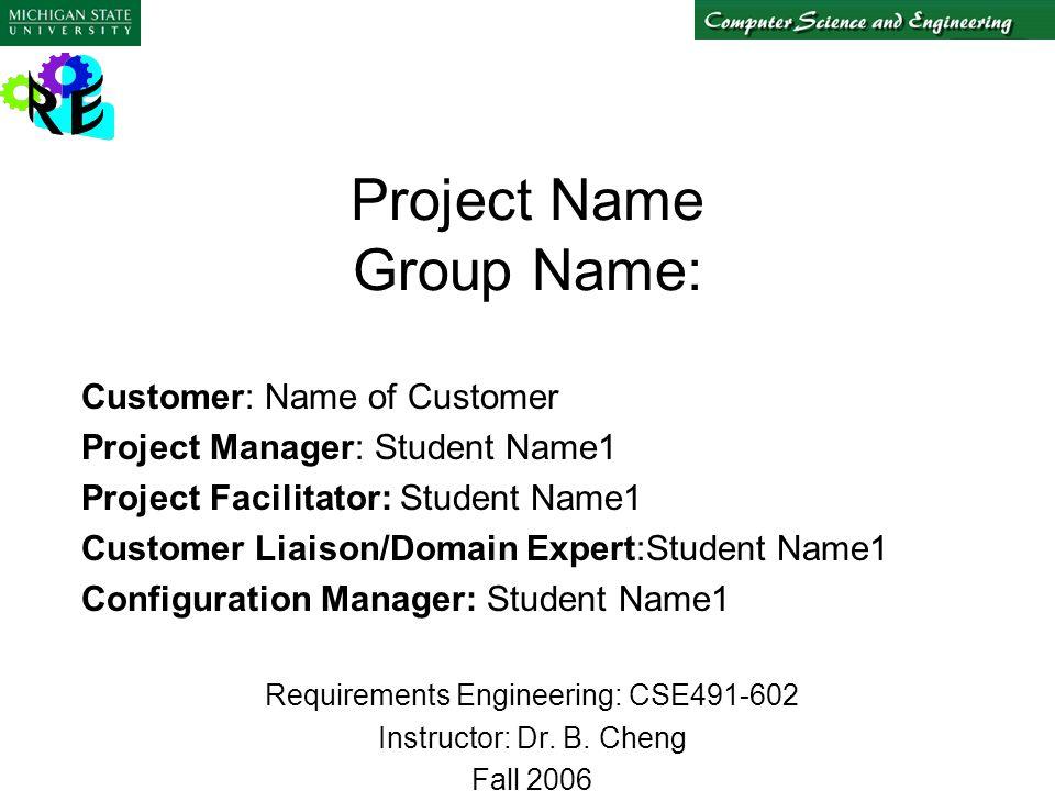 Group name member 1 (alpha order by last name) member 2 (alpha.